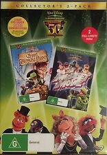 The Muppet Treasure Island / Muppet Movie (DVD, 2006, 2-Disc Set)  BRAND NEW