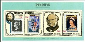 Penrhyn Island #108c MNH S/S