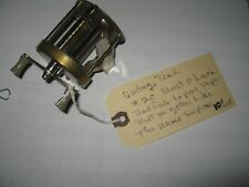 Vtg Fishing Reel Best O Luck #20. Fare to poor shape. Cool Name See pictures