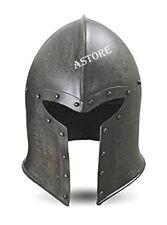 Medieval Barbute Spartan Helmet Armour  Roman knight helmet
