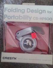 Cresyn CS-HP500 Headband Headphones - White
