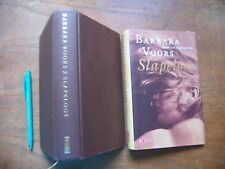 Barbara VOORS : Slapeloos, dikke literaire thriller, De Geus