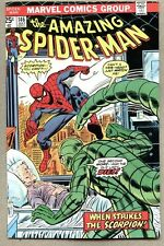 Amazing Spider-Man #146-1975 vf- Spiderman Gwen clone