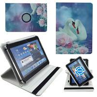 Hülle für Lenovo Tablet E10 LTE Schutz 10 Zoll Tablet Tasche Schwan