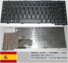 Clavier Qwerty Espagnol ASUS L4000 Z9000 Z90R  3000190113 04-N8G1KSPA1 Noir