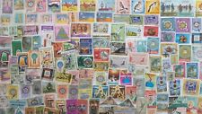 300 Different Iraq Stamp Collection