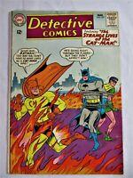 BATMAN Detective Comics #325 APPEARANCE CATMAN and CATWOMAN