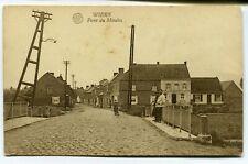CPA - Carte Postale - Belgique - Wiers - Pont du Moulin (SVM13880)