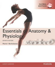 3 Days AUS Essentials of Anatomy and Physiology 7E Frederic Martini 7th Edition