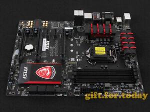 1PCS MSI Z97 GAMING 5 Motherboard LGA 1150 Intel Z97 HDMI USB3.0 VGA With I/O