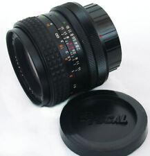 XLNT CANON FD Breech Lock FOCAL MC Auto 28mm f:2.8 Wide Angle Lens AE-1 A~Series