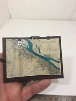 1/6 DRAGON MAP BOARD CASE WITH DETAILED GERMAN MAP WW2 BBI DID 21ST CENTURY