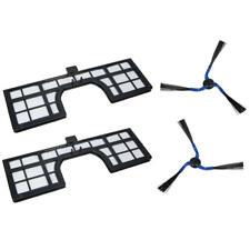 Bürstenset HEPA Filterset Reinigung für Samsung Navibot SR8841 SR8875 VR5000