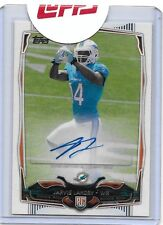 2014 TOPPS JARVIS LANDRY REDEEMED  #394 AUTOGRAPH  ROOKIE VARIATION