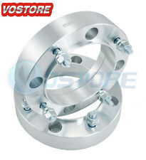 """2pc 1.5"""" ATV 4x156 Hubcentric Wheel Spacers for Sportsman XP Ranger RZR 570 700"""
