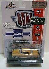 Maisto M2 Auto drivers 1958 Chevrolet Impala 1:64 Diecast Car