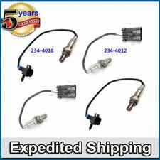 Oxygen Sensor O2 4PCS 234-4012 234-4018  For Chevrolet Silverado GMC Sierra 1500