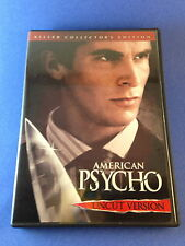 American Psycho (Dvd/2005/Uncut Version) Christian Bale/Willem Dafoe/Jared Leto