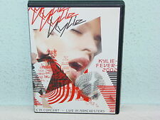 "*****DVD-KYLIE MINOGUE""KYLIEFEVER 2002""-EMI Records*****"