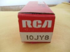 """ONE NOS """" 10JY8 """"  R C A  VACUUM TUBE  FULLY TESTED"""