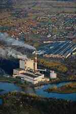 801003 Nova Scotia Power Coal fired Electrical Plant Trenton Nova Scotia Canada
