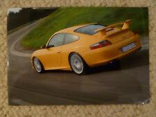 2003 Porsche 911 GT3 Press Photo / Presse Foto -- Rare RARITÄT!! Awesome L@@K