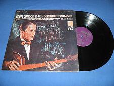 Eddie Condon & Co. - Gershwin Program RARE Israeli Israel DECCA STEREO LP LISTEN