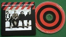 U2 How to Dismantle an Atomic Bomb inc All Because of You + CD