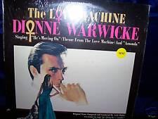 THE LOVE MACHINE 1971 SOUNDTRACK VINYL LP SEALED! DIONNE WARWICKE