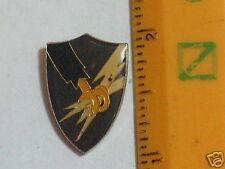 Vintage Army Sec Agen Enamel Pin