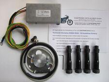 HONDA CB 550 (quatre) électronique à allumage commandé, allumage