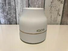 IQOS Tray Aschenbecher Keramik Weiß selten Original Heettray HEET HEETS