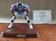 "Danbury Mint Baltimore Ravens Linebacker #52 Ray Lewis All Stars 7"" Figurine"