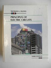 Thomas L Floyd Principles of electric circuits 3rd edition.