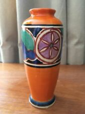 Decorative Clarice Cliff Pottery Vases