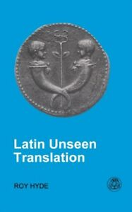 Latin Unseen Translation by R. Hyde (Paperback, 1998) 9781853995606