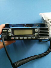 KENWOOD VHF FM TRANSCEIVER TK-7360-M TK-7360 WITH MOUNTING BRACKET & MICROPHONE