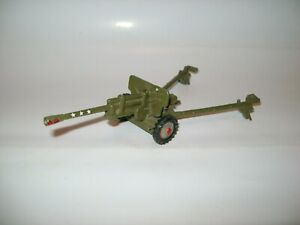 Soviet 72mm divisional anti-tank gun cannon ZIS-3 (1942) made in USSR 1/43