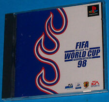 Fifa - Road To World Cup 98 -  Sony Playstation - PS1 PSX - JAP Japan