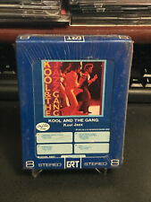 Kool & the Gang Sealed 8 Track - Kool Jazz - De-Lite M8088-4001