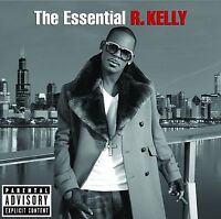 R. KELLY The Essential 2CD BRAND NEW Best Of Greatest Hits