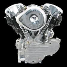 "S&S 74"" Harley Davidson Knucklehead S&S KN74 Complete Assembled Engine Motor"