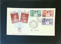 Luxembourg 1953 Royal Series First Day Cover (1) - Z3168