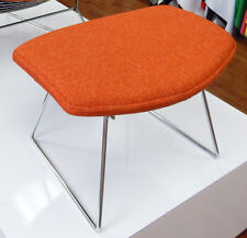 Knoll Style Cushion for Bertoia Ottoman - Upholstery Fabric - Eames era