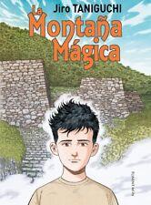La Montaña Magica.Jiro Taniguchi.Ponent Mon