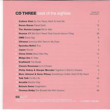 CD sleeve 80's ULTRAVOX omd JAPAN Kraftwerk THE MODEL Spandau Ballet MIDGE URE