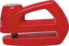 Abus 559693 – Element 290 red bloqueo de disco rojo
