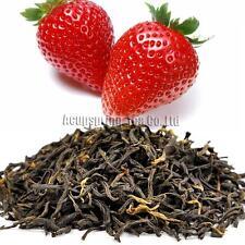Fragrant Strawberry Flavor Black Tea,Hongcha,Early Spring Fruit flavor Black Tea