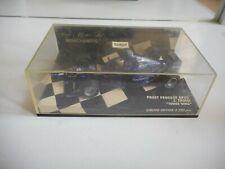 Minichamps F1 Formula 1 Prost Peugeot AP01 J. Trulli Tower Wing on 1:43 in Box