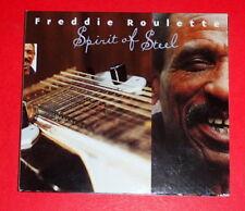 Freddie Roulette-Spirit of Steel (Package numérique) -- CD/BLUES